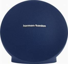 Boxa Portabila Harman Kardon Onyx Mini Bluetooth Albastra Boxe Portabile