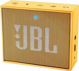 Boxa Portabila Bluetooth JBL Go Galben Boxe Portabile
