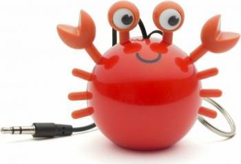 Boxa portabila KitSound Mini Buddy Crab