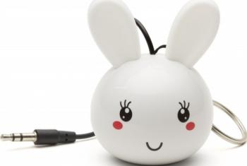 Boxa Portabila KitSound Trendz Mini Buddy Bunny