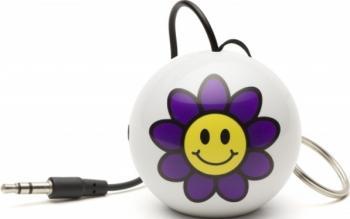 Boxa Portabila KitSound Trendz Mini Buddy Flower