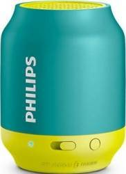 Boxa portabila Bluetooth Philips BT50 Galben Albastra Boxe Portabile