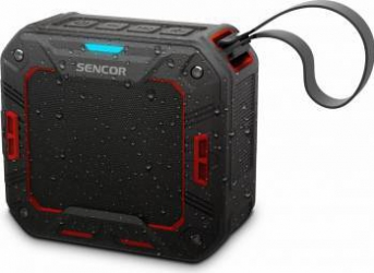 Boxa portabila Sencor SSS 1050 Bluetooth Audio 4.1 5W Waterproof Rosie Boxe Portabile