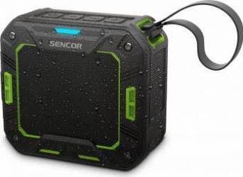 Boxa portabila Sencor SSS 1050 Bluetooth Audio 4.1 5W Waterproof Verde Boxe Portabile