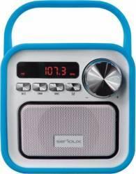 Boxa Portabila Serioux Joy microSD FM Albastra