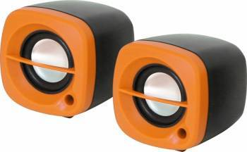 Boxe 2.0 Omega OG15o 6W Orange Boxe