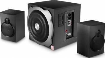 Boxe 2.1 Fenda A521 Black Boxe