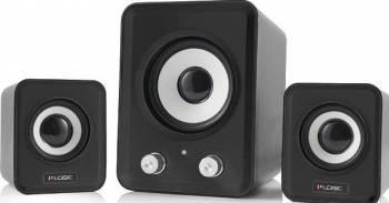 Boxe Audio Logic LS-20 2.1 Negru Boxe