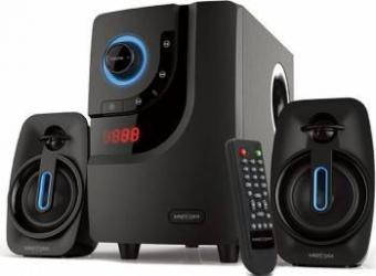 Boxe Bluetooth 2.1 Akyta AB-3760 40W Negre Boxe