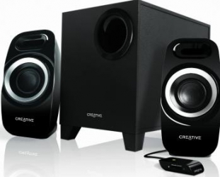 Boxe Creative 2.1 Inspire T3300 27W Negru Boxe