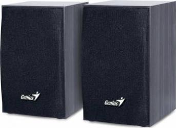Boxe Genius 2.0 SP-HF160 4W Rms Negre Boxe