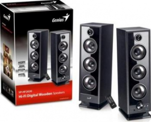 Boxe Genius SP-HF 2020 V2 Black