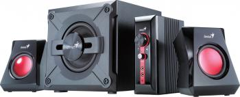 Boxe Genius SW-G2.1 1250 Black Boxe