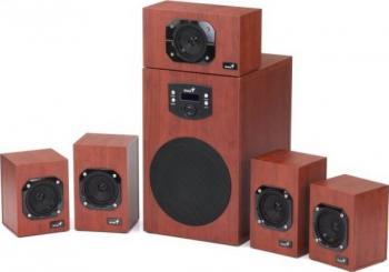 Boxe Genius SW-HF5.1 4600 125W Telecomanda Boxe