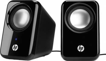 Boxe HP BR367AA  USB Black