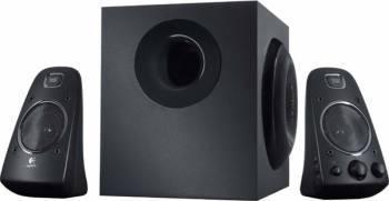 Boxe Logitech Z623 2.1 200W Negru Boxe