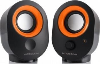 Boxe Modecom MC-XS5 Negru-Orange