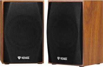 Boxe Stereo Yenkee Wooden 2.0 Maro Boxe