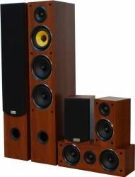 Sistem 5.0 TAGA Harmony TAV-506 V.2 540W Wallnut Sisteme Audio