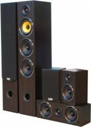 Sistem 5.0 TAGA Harmony TAV-506 V.2 540W Wenge Sisteme Audio