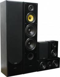 Sistem 5.0 TAGA Harmony TAV-606SE Wenge Sisteme Audio