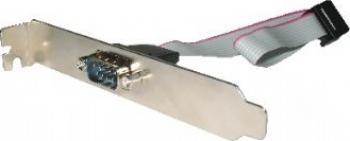 Bracket Gembird SERIAL PORT DB9 25cm Adaptoare