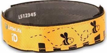 Bratara de Siguranta din Material Textil cu Albinute