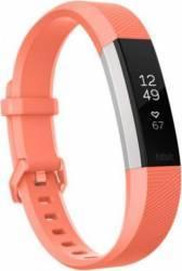 Bratara fitness Fitbit Alta HR Small Coral Smartwatch