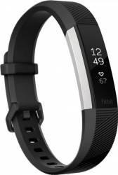 Bratara fitness Fitbit Alta HR Small Neagra Smartwatch