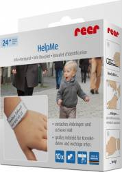 Bratara informatii HelpMe Reer 84010 Monitorizare bebelusi