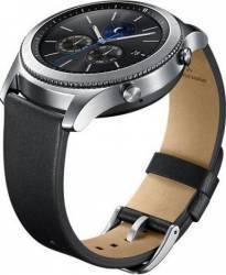 Bratara Smartwatch Samsung Gear S3 Piele Neagra Accesorii Smartwatch