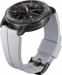 Bratara Smartwatch Samsung Gear S3 Silicon Argintiu Accesorii Smartwatch