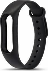 Bratara Xiaomi Silicon pentru MiBand 2 - Neagra Accesorii Smartwatch