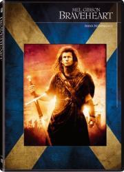 BRAVEHEART DVD 1995 Filme DVD