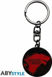 Breloc AbyStyle Game of Thrones Winter is coming Gaming Items