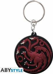Breloc AbyStyle Game of Thrones Targaryen PVC Gaming Items