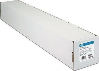 Bright White Inkjet Paper HP 610 mm x 45.7 m Hartie