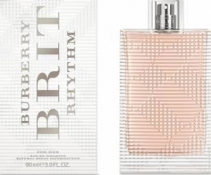Apa de Toaleta Brit Rhythm by Burberry Femei 90ml