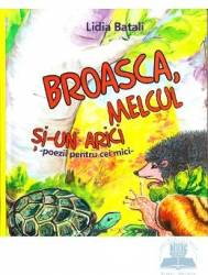 Broasca melcul si-un arici - Lidia Batali