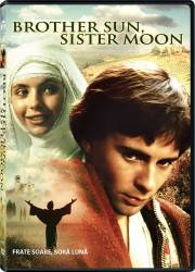 Brother Sun Sister Moon DVD 1972 Filme DVD