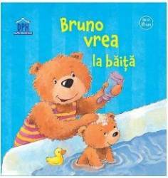 Bruno vrea la baita - Sandra Grimm
