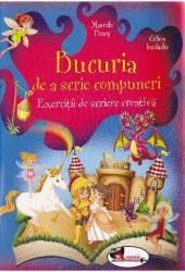 Bucuria de a scrie compuneri Ed.3 - Marcela Penes