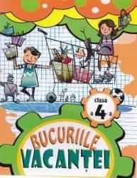 Bucuriile vacantei cls 4 ed.2015 - Marinela Chiriac Carti