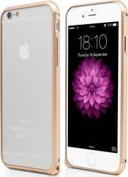 Bumper OEM Aluminiu iPhone 6 Auriu huse telefoane