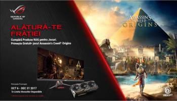 pret preturi Bundle ASUS Assassin's Creed Origins