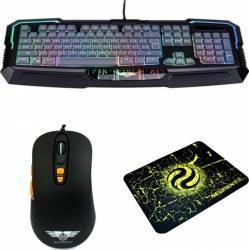 Bundle Gaming Tastatura+Mouse+Mouse Pad Newmen