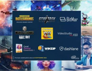 pret preturi Bundle Software + Games Laptop cu procesor Intel Core i5 i7