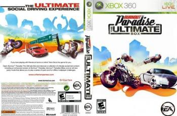 burnout paradise ultimate box xbox 360