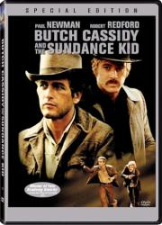 BUTCH CASSIDY AND THE SUNDANCE KID DVD 1969
