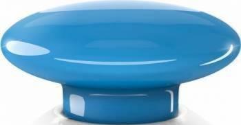 Buton multi-controller Fibaro Albastru Kit Smart Home si senzori